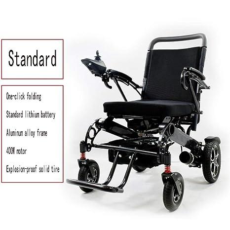 Cmn Silla de ruedas/Scooter para adultos mayores al aire ...