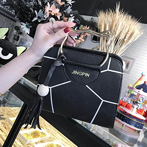 Tote Morwind Handbag Women Satchel for Body Bag Women Handbags Purses Cat Shoulder for Women Cross Black Girls qP1nTw