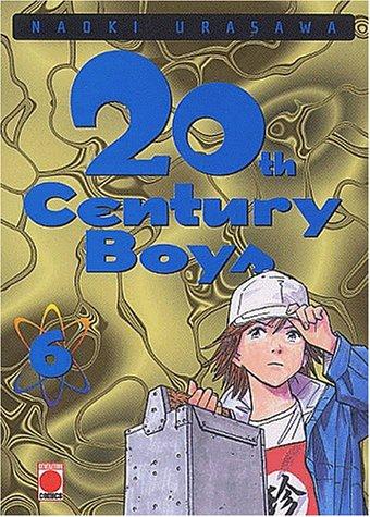 20th century boys n° 6