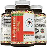 Best 100% Pure Eye Vitamins - 100% Lutein Pills for Healthier Eyes – Improve Review