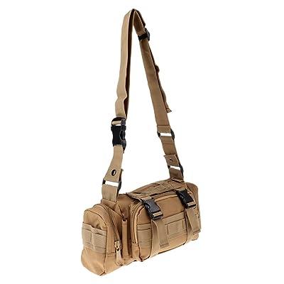 Homyl Poche Sac de Taille Sacoche Camping Extérieur Sac de Waist Bag Randonnée Extérieur