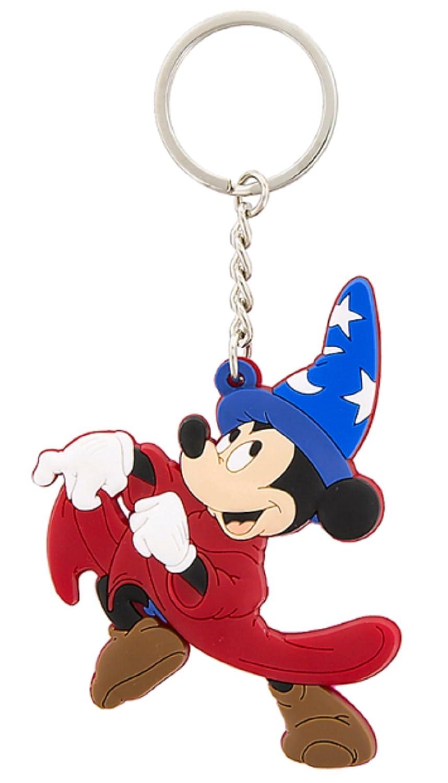 Disney Parks Keychain - Sorcerer Mickey Mouse