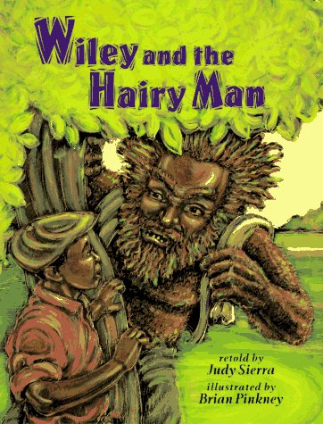 Wiley Hairy Man Judy Sierra product image