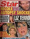 Star 1996 Oct 01 Nicole Autopsy,Liz Taylor,Wynonna,