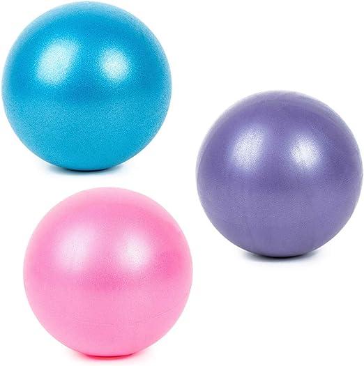 Bolas de estabilidad profesional de 3 piezas - Bola de ejercicio ...