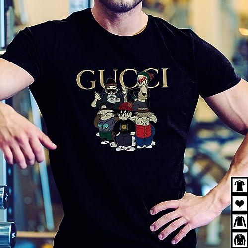 66ff7f08 Amazon.com: Gucci Vintage Shirt Dragon ball mashup: Handmade