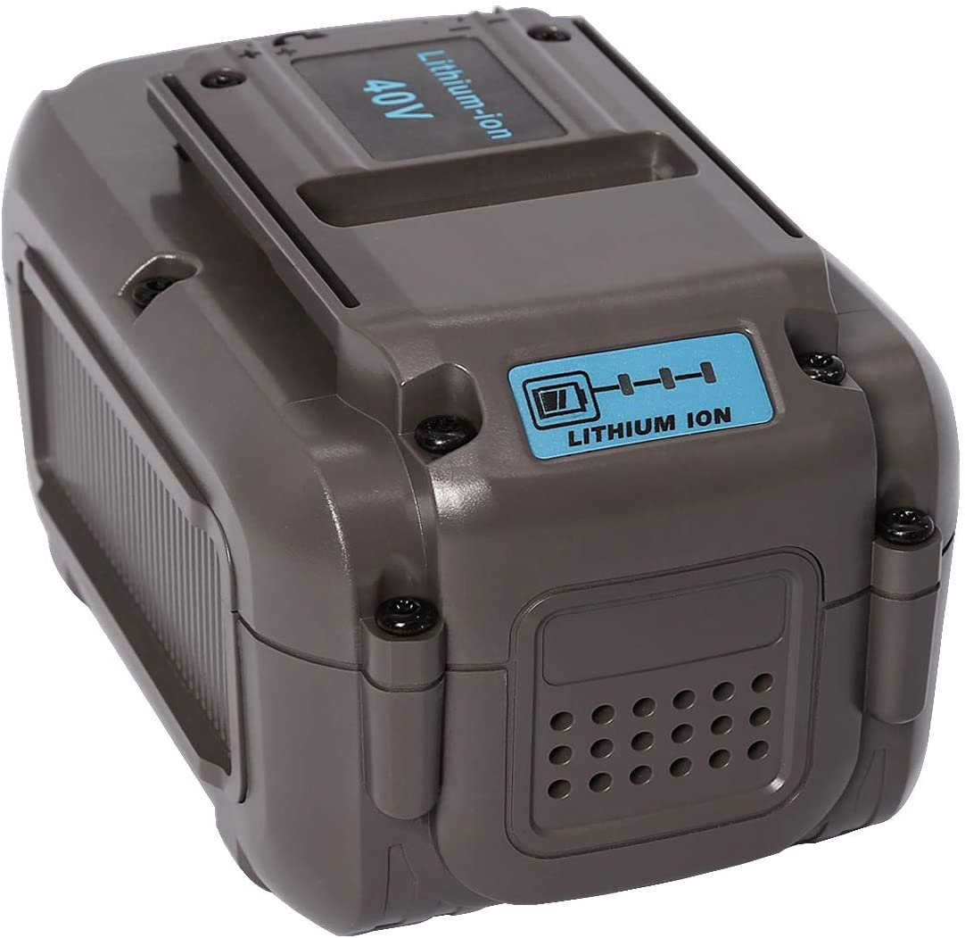 LiBatter 40V MAX 5.0Ah Lithium Ion Premium Battery Compatible with DEWALT All 40V MAX tools