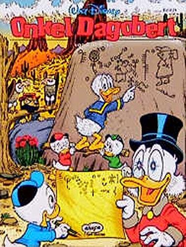Disney: Onkel Dagobert: Onkel Dagobert, Bd.24, Das Geheimnis der verschollenen Mine. Rückkehr ins verbotene Tal