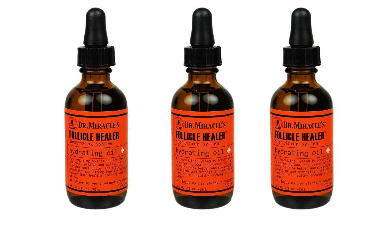 Cheap Dr. Miracles Follicle Healer Hydrating Oil 2oz (Set of 3) for cheap
