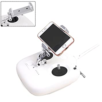 Drone Fans Phantom 3 Standard Remote Controller Holder Phone Bracket Stretchable Clip Extended For