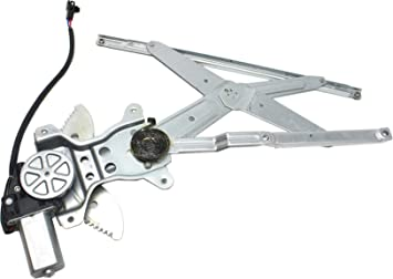 Toyota Corolla 98-02 Front Left Driver Side Window Regulator Without Motor