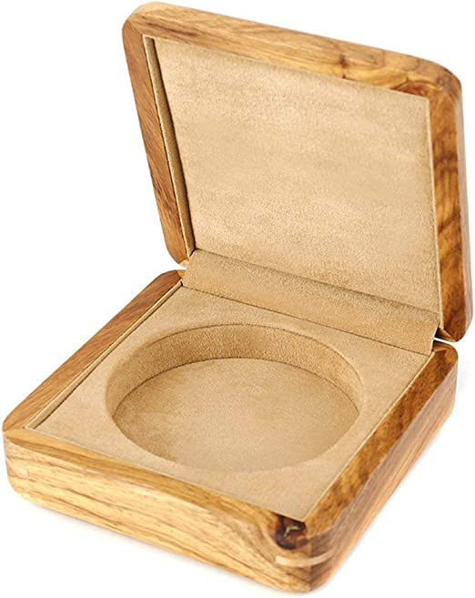 Tellgoy-Box Caja De Pulsera De Madera, Caja De Almacenamiento De ...