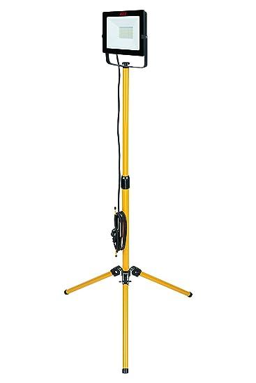 Proyector LED con trípode (50W): Amazon.es: Bricolaje y herramientas
