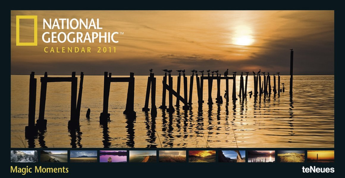 National Geographic Magic Moments 2011 (Poster Cal)