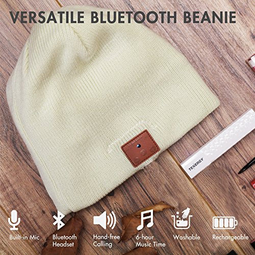 Tenergy-Wireless-Bluetooth-Beanie-Hat-with-Detachable-Stereo-Speakers-Microphone-Fleece-Lined-Music-Beanie-for-Women-Outdoor-Sports-Braid-Cable-Knit-Tame-Teal
