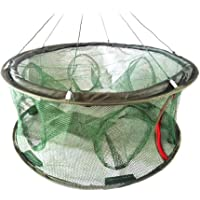 Formulaone Portátil Red de Pesca Plegada Cangrejos