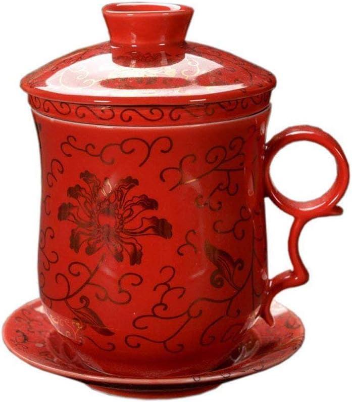 Taza De Té De Porcelana  Hecha A Mano China