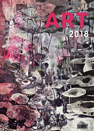 Art Kalender 2018 – Malerei heute – DUMONT Kunst-Kalender – Poster-Format 49,5 x 68,5 cm