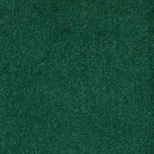 Richland Textiles Terry Cloth Fabric by The Yard, Hunter Green TCR-011
