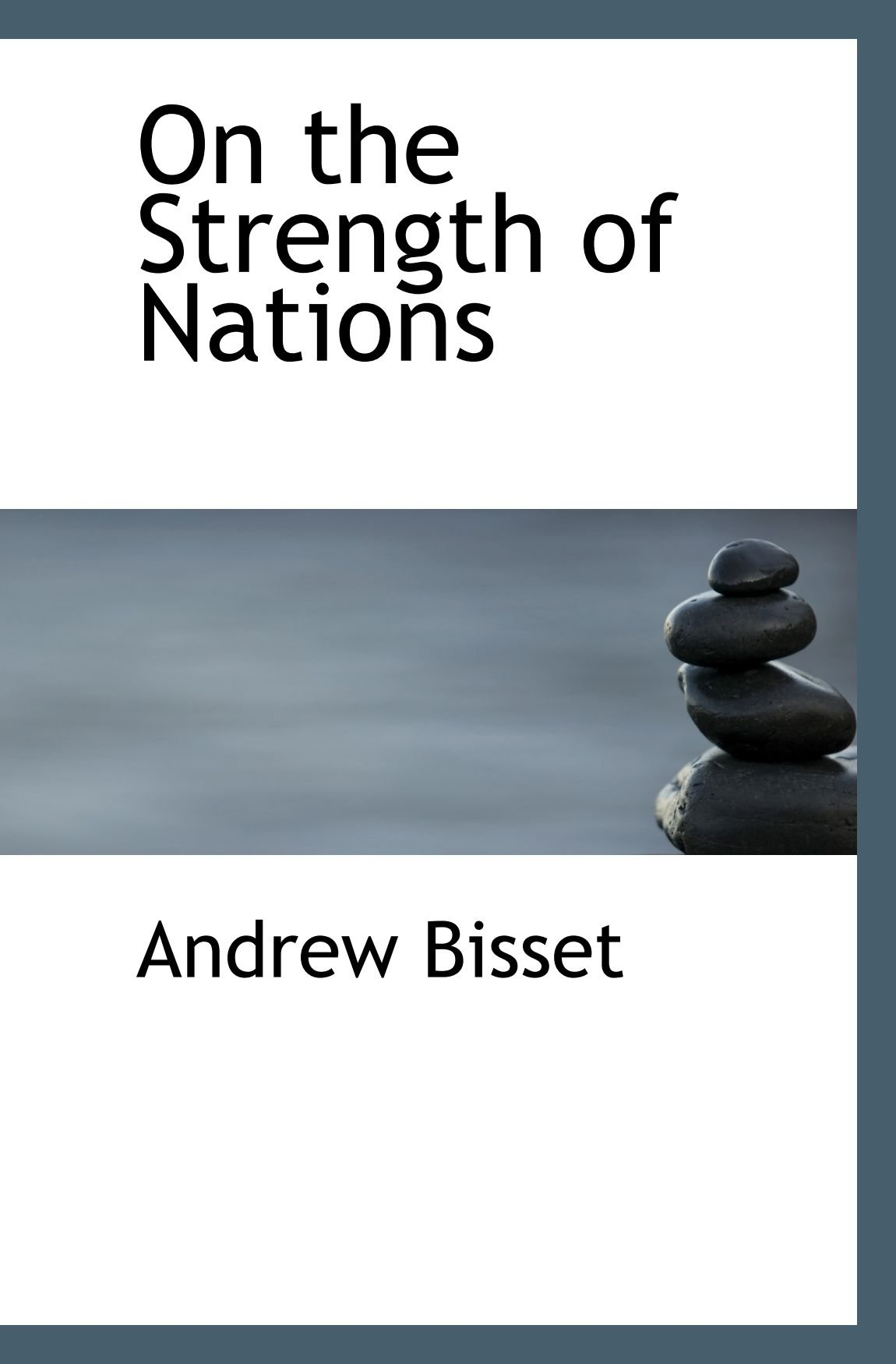 Download On the Strength of Nations pdf