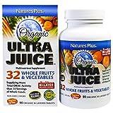 Nature's Plus Ultra Juice -- 90 Tablets