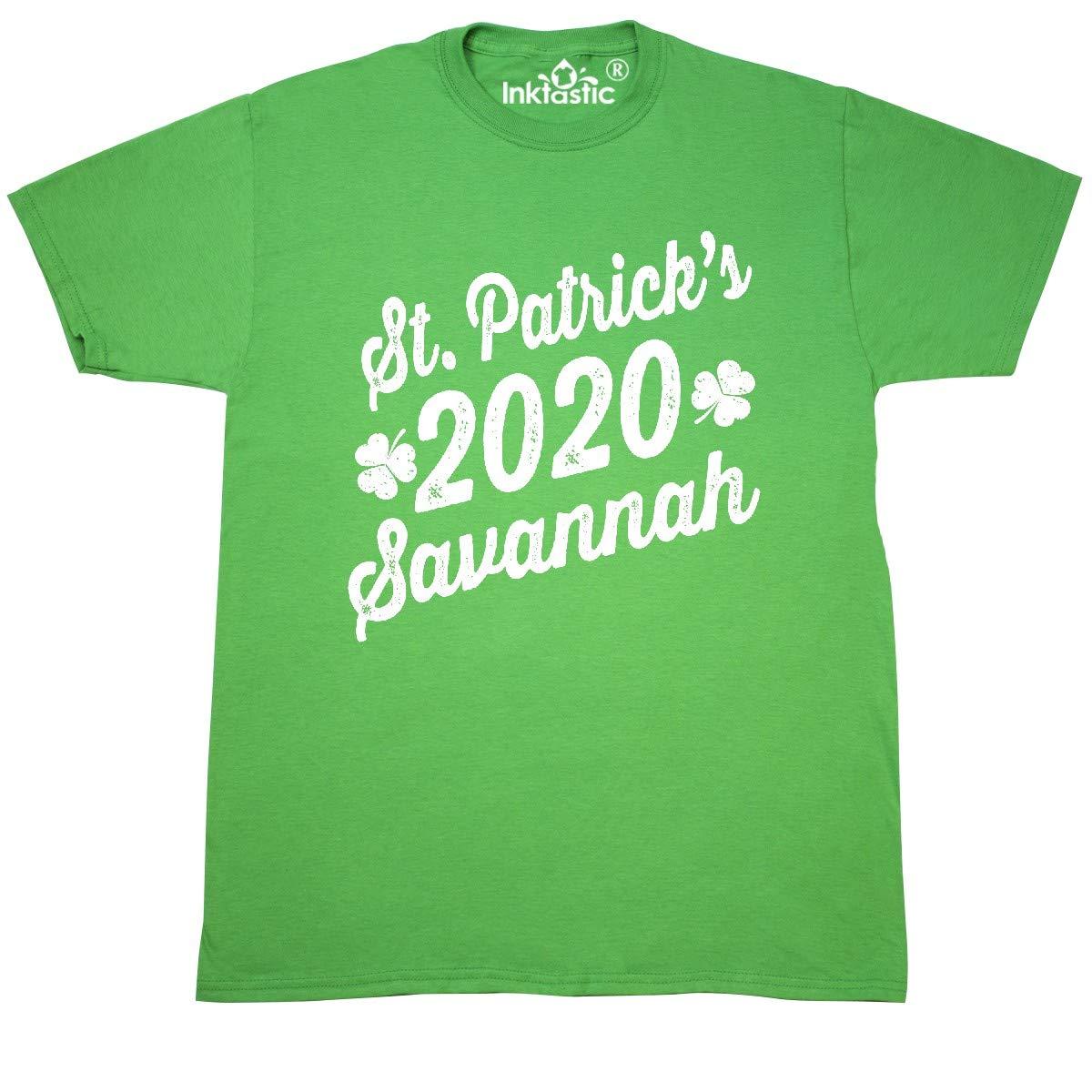 inktastic St Patricks Day 2019 Buffalo Plaid Baby T-Shirt