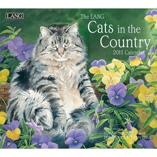 2011 Cats In The Country Calendar pdf epub