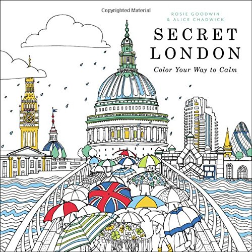 Secret London Color Your Calm product image