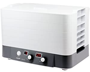 L'EQUIP FilterPro Food Dehydrator, Digital Temperature and Timer