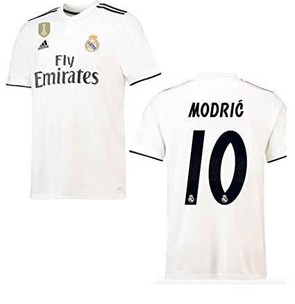c568b7674 ProApparels Modric Jersey Real Madrid Home 2018 2019 (Official Jersey) (S)