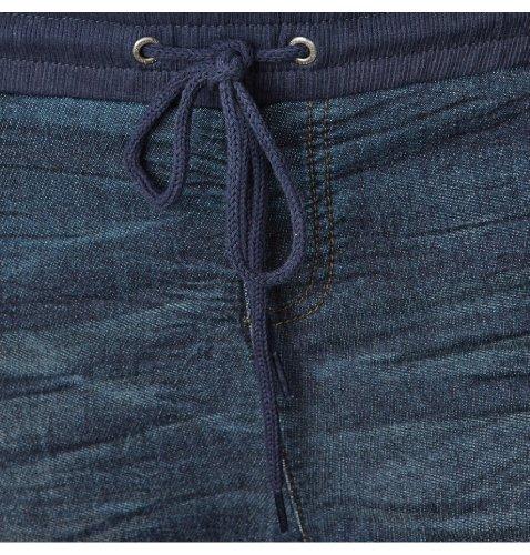 Street One Sweat Denim Bonny -102719-, Hosengröße W25 L32 Farbe sweat jeans  midblue washed mar  Amazon.de  Bekleidung 2e9213f3b2