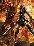Animation - Dragon Age Blood Mage No Seisen [Japan BD] AVXA-49509