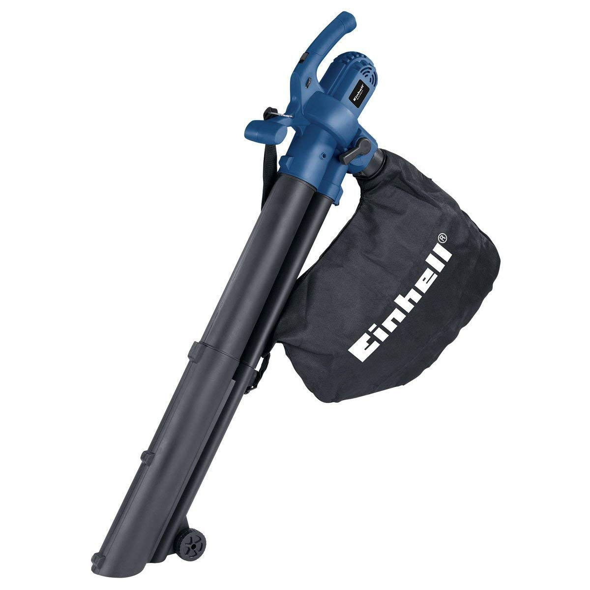 Einhell BG-EL 2500/2 E 2500 W Electric Leaf Blower with 3 Functions and Variable Speed Control - Red 3433260