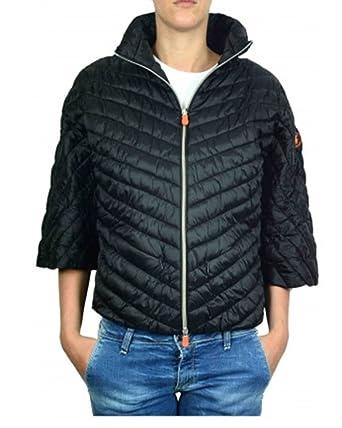 SAVE THE DUCK - Manteau - Doudoune - Femme noir noir 38  Amazon.fr ... 6e967e3bd51a