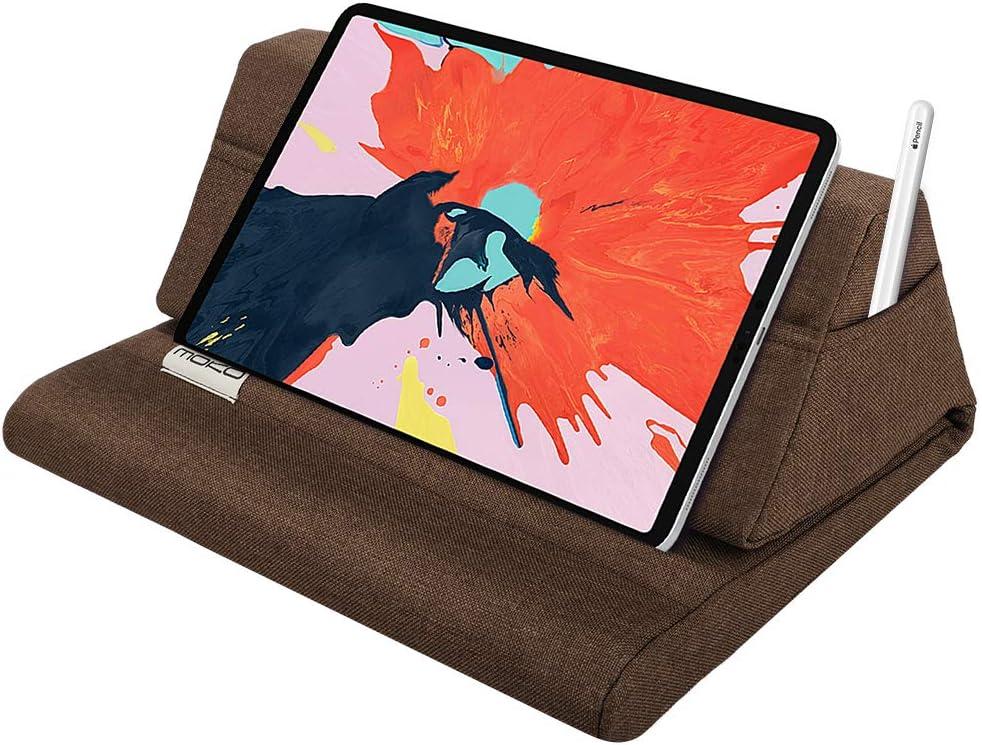soporte tipo almohada para tablets hasta 11 pulg.