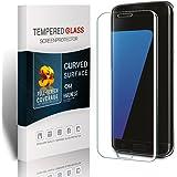Galaxy S7 edge Schutzfolie,Soyion Samsung S7 edge Displayschutzfolie Panzerglas [Vollständige Abdeckung] [ Anti-Kratz ] Displayschutz Für Samsung Galaxy S7 edge