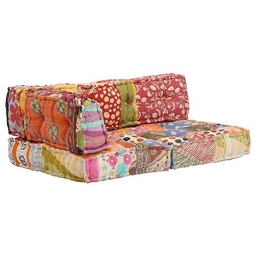 Tidyard - Cojín de sofá Paleta | Sofá salón Interior en ...