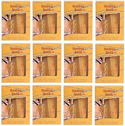 Golden Lock 2 piezas Mujeres Set de regalo – Pack de 12: Amazon.es ...