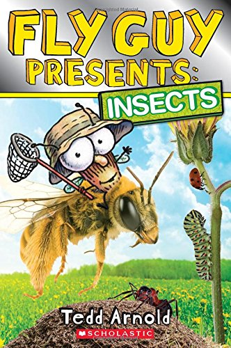 Fly Guy Presents: Insects (Scholastic Reader, Level 2) (Level Guy 2 Fly)