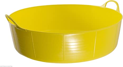 Tubtrugs Flexible Shallow Buckets All Sizes And Colours