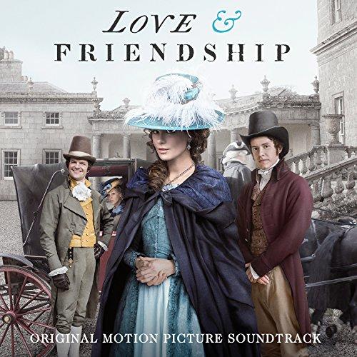 Price comparison product image Love & Friendship (Original Motion Picture Soundtrack)
