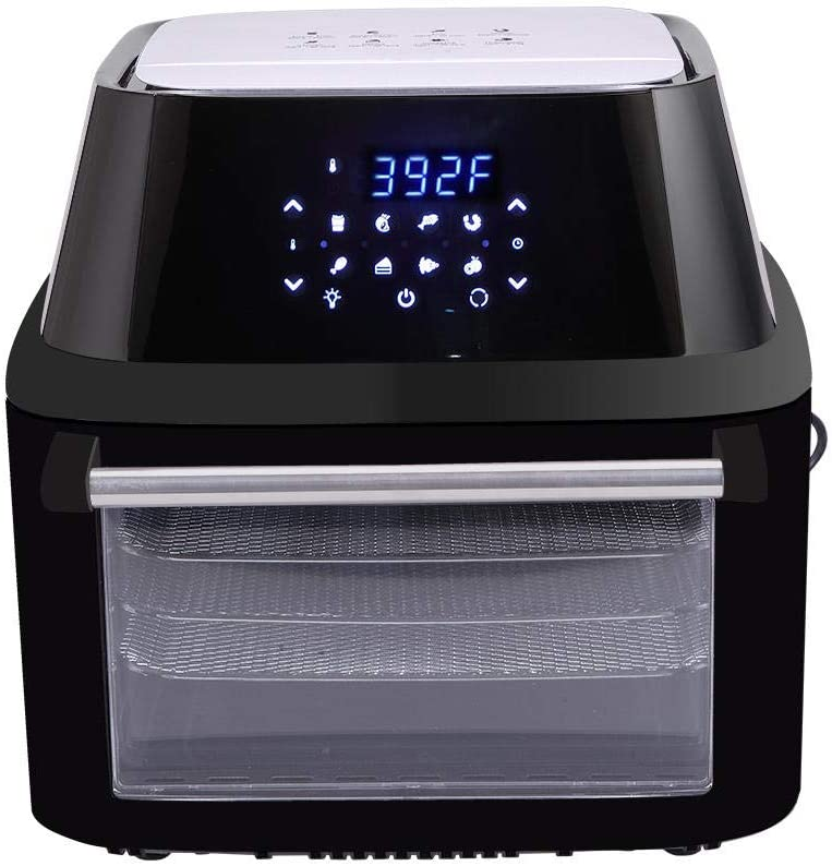 Air Fryer, 1800W Oven, Fryer, 16L Large Capacity Easy-To-Use Air Fryer