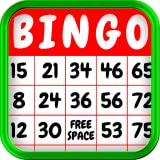 Classic Free Bingo Game quick numbers Free Bingo Original Bingo for Kindle Play Offline without internet no wifi...