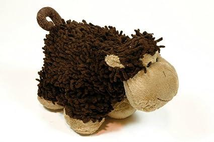 CAPRILO Peluche Decorativo Infantil Mono. Juguetes Infantiles. Muñecos para Bebés. Regalos y Juguetes
