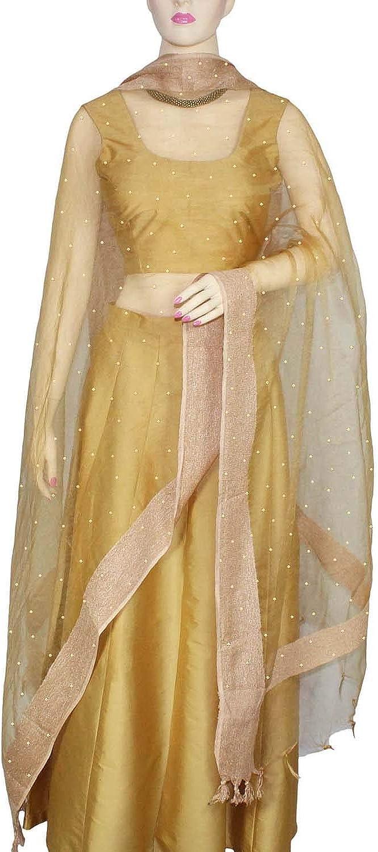 Beige Indian Women/'s Bhagalpuri  silk Dupatta,Party wear dupatta,Scarf,stole,