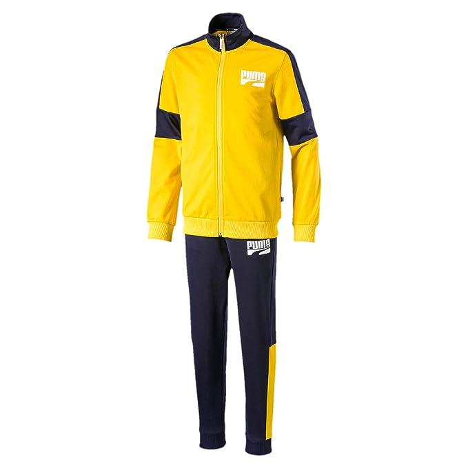 PUMA Rebel Suit cl B - Chándal Infantil: Amazon.es: Ropa y accesorios