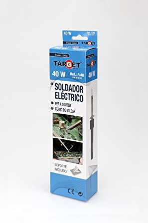 Target SI40 - Soldador De Lapiz Electronica 40.W