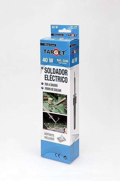 Target SI40 Soldador De Lapiz Electronica 40.W