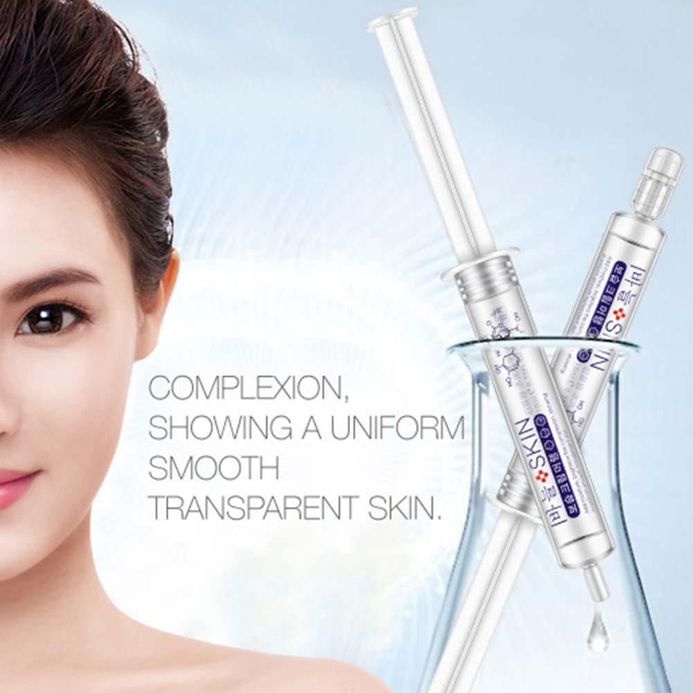 Líquido de esencia de ácido hialurónico - 100% extracto natural mejor para el cuidado de la piel, antiarrugas, antienvejecimiento, hidrata, hidrata, ...