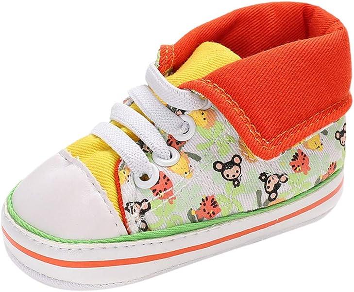 e70c69256aef8 Amazon.com: Gooldu Baby Shoes,Toddler Teens Kids Girls Boys Cartoon ...